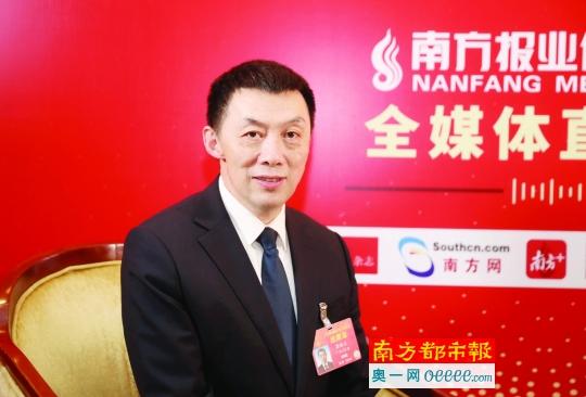 """【两会访谈】广东五年司法改革成效显著 加快推进""""精装修""""工程"""