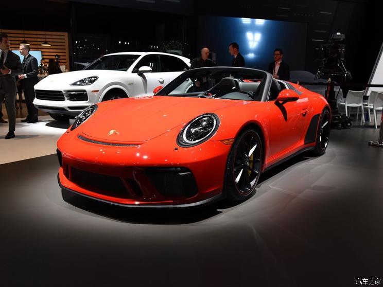 保时捷 保时捷911 2019款 Speedster