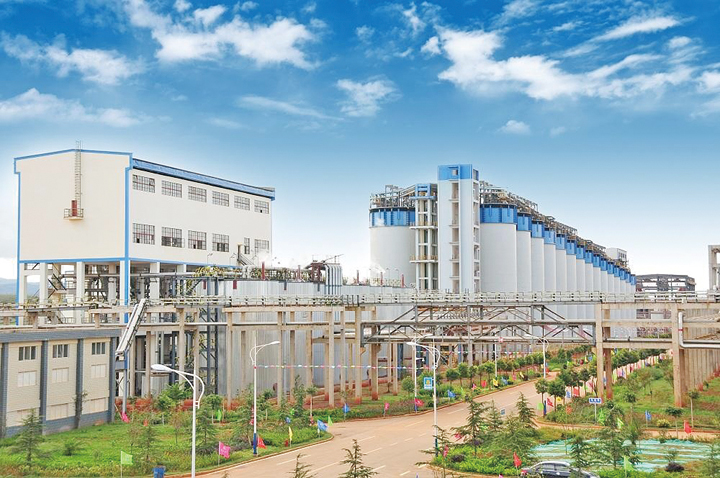 文山水电铝产业园区推进绿色水电铝材产业一体化发展