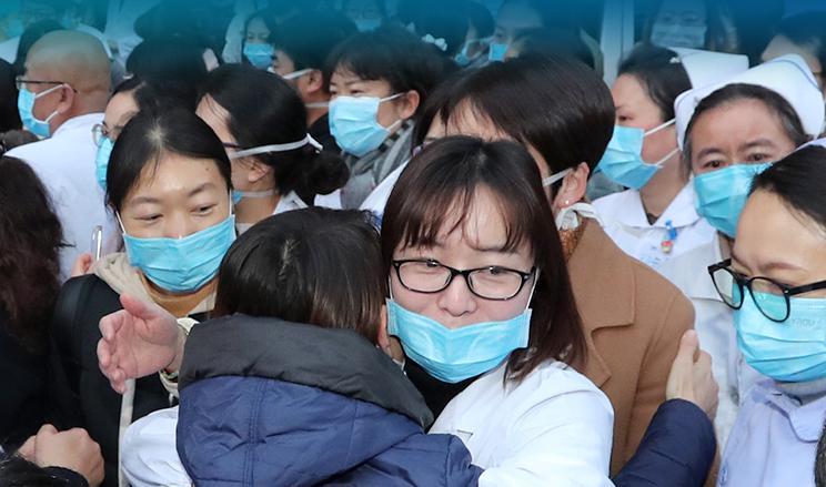 云南第二批援助湖北医疗队出征