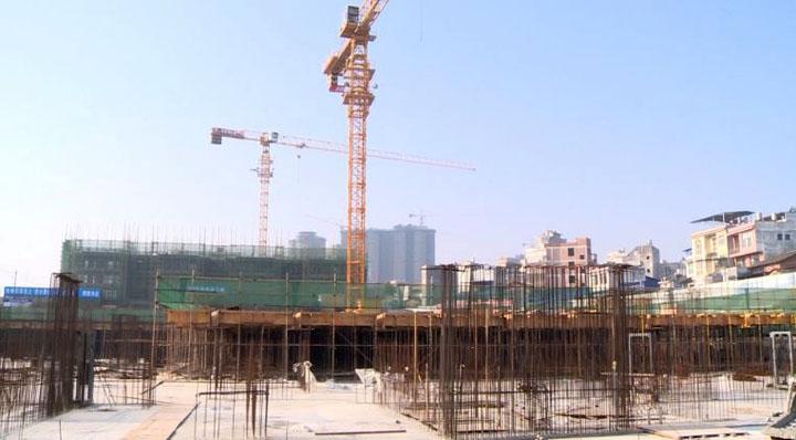 吹响建设号角,广南县重点项目陆续复工产