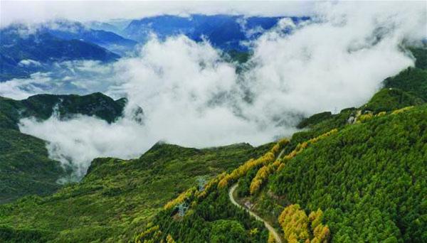 夜访二郎山:中国最美景观大道上的幸福烦恼