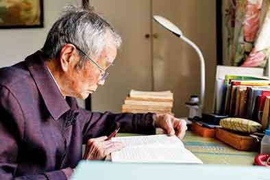 """98岁""""当代民法史活化石""""金平:""""只有这个时代才能产生民法典"""""""