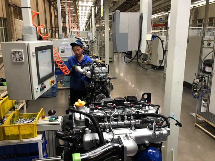云内动力1至10月劲销47.69万台发动机    节能环保轻型商用车汽油机2021年量产