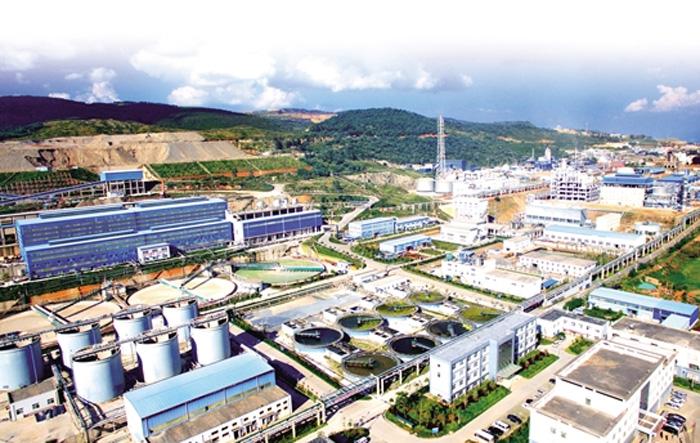 晋宁工业园区:打造新型工业化产业示范基地