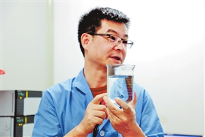 罗秉俊:一株芦荟创造科研奇迹