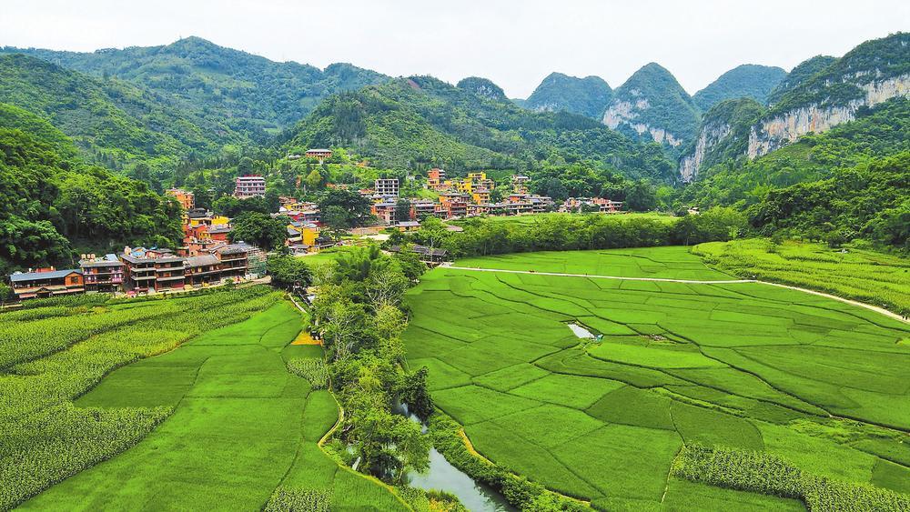 广南:发力健康生活目的地建设
